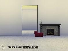 k-omu's Tall and Massive Mirror (tall)