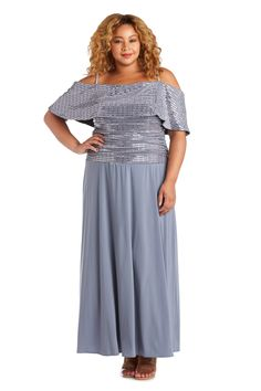 R&M Richards Plus Size Formal Long Dress 7047W   The Dress Outlet Bridesmaid Dresses, Wedding Dresses, Bride Dresses, Plus Size Formal, Fashion Mask, Blush And Gold, Dresses For Work, Formal Dresses, Mother Of The Bride