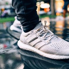 Adidas Ultra Boost LTD - Cream (by itsadge)
