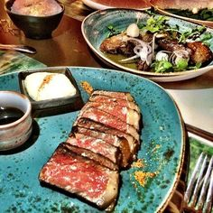 The Wagyu Beef at Lucy Liu Kitchen & Bar in Melbourne. Photo by Anis Nabilah(Celebrity Chef)Australia.com