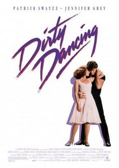 Dirty Dancing movie poster (1987) poster MOV_f84d7792