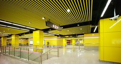 Hunter Douglas Contract at Shanghai Metro Line 13