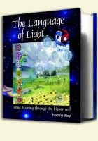 The Language of Light - Mind Drawing Through the Higher Self Book Cover Design, Book Design, Ascension Series, Book Trailers, Science Books, Before Us, Book Authors, My Books, Read Books