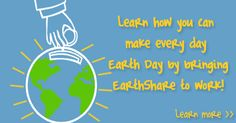 Learn how to make everyday Earth day with this awesome website!  http://www.goodwillvalleys.com/donate/environmental-initiatives/