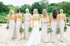 Show Me The Ring Bridesmaid Dresses | Mumu Weddings
