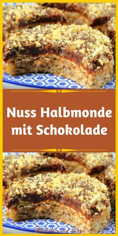Banana Bread, Food And Drink, Pasta, Sweets, Recipes, Crescents, Molten Chocolate, Macaroons, Best Recipes