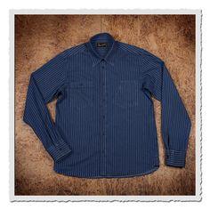 Das 1937 Roamer Shirt basiert auf einem amerikanischen Arbeitshemd der späten 30er Jahre. Wie auch das Original bietet es dem Träger einen hohen Komfort durch den geräumigen Schnitt. Ein schönes Detail des 1937 Roamer Shirts ist die...