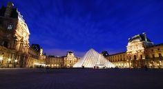 France-Paris: Musse du Louvre, 13 euros or 11 after 6pm