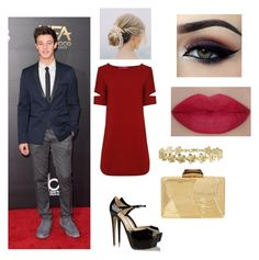 """""""Awards with Cameron"""" by mischievoustyle on Polyvore featuring moda, Brian Atwood, KOTUR, Boohoo y Ardell"""
