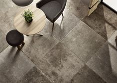 LOIRE is a #stone-effect #porcelain #stoneware inspired by the precious #materials used in the French #architectural #heritage.