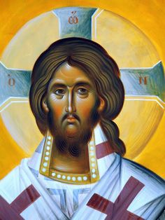 Jesus Christ the High Priest (icon)  https://www.facebook.com/Beauty-of-Christianity-1437415816562361/
