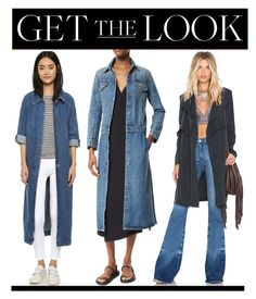 """Get the Look: Denim Weekend Style"" by yours-styling-best-friend ❤ liked on Polyvore featuring M.i.h Jeans, Bardot, Helmut Lang, GetTheLook and denim"