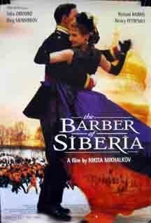 The Barber of Siberia (1998)