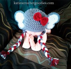 Creative Crochet Hat Patterns | Katie's Crochet Goodies and Crafts