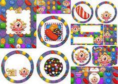 Las 15 Mejores Imágenes De Candy Crush Fiesta De Candy