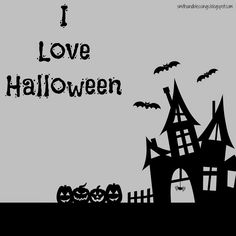 Smith and Blessings: Think It Thursday: Why I Love Halloween