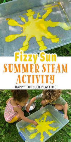 Outdoor Water Activities, Steam Activities, Hands On Activities, Book Activities, Preschool Activities, Outdoor Activities For Toddlers, Summer Activities For Kids, Kids Obstacle Course, Magic For Kids