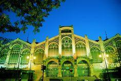 Mercado Central ..... en este mercado puedes encontrar de todo lo que te imagines .................... Valencia ( España )