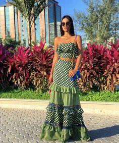 Boho One-shoulder Sleeveless Beach Skirt Long Dress Summer Outfits, Cute Outfits, Summer Dresses, Vacation Dresses, Maxi Dresses, Dress Suits, Dress Up, Look Fashion, Fashion Outfits