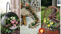 Toto vám budú susedia len ticho závidieť: Šikovní záhradkári ukázali prekrásne nápady, ako na jar vysadiť obľúbené kvety – to bude najkrajšia ozdoba záhrady! Plants, Side Yard