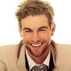 Chace Crawford (that smile, gets me every time!)