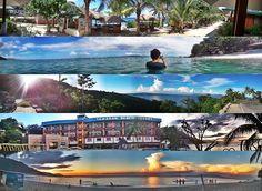 We prefer the quiet Tamaraw Beach in Puerto Galera, Mindoro Oriental =]