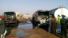 Welcome to Gabriel Atanbiyi Blog: NSCDC says petrol tankers bombed in Borno were div...