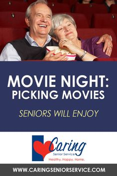 Movie Night: Picking Movies Seniors Will Enjoy Senior Services, Senior Center, Elderly Activities, Center Ideas, Good Movies, Lost, Community, Night, Projects