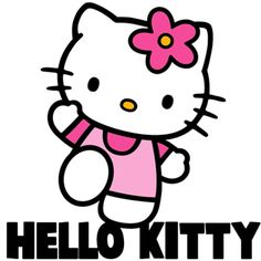 step hello kitty 350x350 how to draw hello kitty with easy step by step drawing lesson - Hello Kitty Pictures To Draw