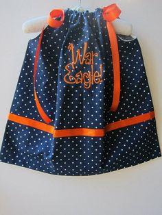 Auburn Dress