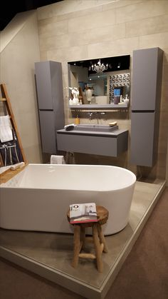 De vtwonen badkamer verkrijgbaar bij de grondlegger van sfeer.