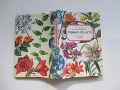 Vintage 1974 The Pocket of Encyclopedia of Indoor by vintagenelly