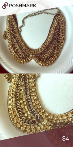 Collar necklace must bundle Collar necklace must bundle Jewelry Necklaces