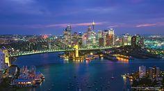 Sydney Harbor, New South Wales, Australia