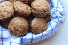 Recette facile des meilleurs muffins aux bananes!