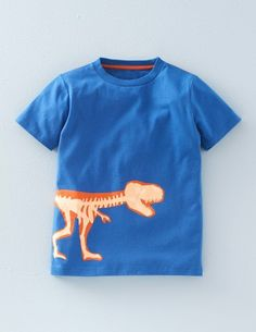 Glow In The Dark T-shirt 21907 Tops & T-shirts at Boden