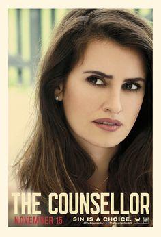 黑權大狀/玩命法則 (The Counselor) poster