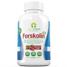 [NEW] PURE FORSKOLIN 40% Extract ★ 90 Day Supply ★ Strongest Coleus Forskohlii Available ★ 300mg per Serving For Best All Natural Weight Loss ★ Super High Potency Works For Both Men & Women ★ Appetite Suppressant, Carb Blocker, & Fat Burner Premium Supplement ★ Increases Metabolism & Breaks Down Fat ★ GMP Certified & Backed By The BodyPrime Guarantee - http://www.gsnaab.com/2015/06/07/new-pure-forskolin-40-extract-%e2%98%85-90-day-supply-%e2%98%8