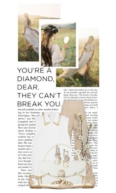 """You're A Diamond Dear, They Can't Break You"" by queenrachietemplateaddict ❤ liked on Polyvore featuring Yves Saint Laurent, Acne Studios, Miu Miu, Judith Leiber, Charlotte Russe, women's clothing, women's fashion, women, female and woman"