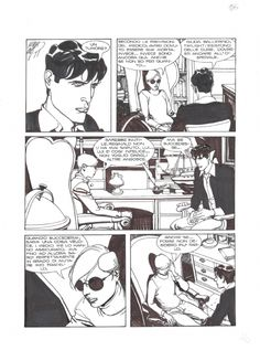 Dylan Dog 181 pag.46 - Nicola Mari Comic Art