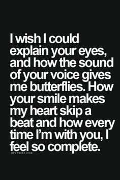 Best Valentines Day Sayings For Her - Beste Spruche Ideen Love Quotes For Her, Cute Love Quotes, You Complete Me Quotes, Happy Quotes For Him, Love Quotes For Girlfriend, Crushing On Him Quotes, I Wish Quotes, Awesome Day Quotes, Quotes About Her Eyes
