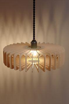 Laser Cut Lamps, Laser Cut Wood, Laser Cutting, Ceiling Lamp Shades, Ceiling Light Design, Ceiling Lights, Lampe Laser, Lighting Concepts, Modern Lighting