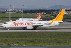 Pegasus Airlines, Turkish Airlines, Jet, Aircraft, Air Lines, Airplanes, Aviation, Plane, Planes