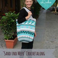 Taschen Crochetalong Teil 5