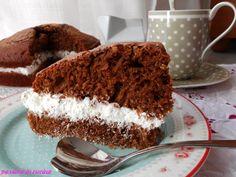Oggi per l'onomastico del mio piccolo Tommaso, una delle sue torte preferite http://blog.giallozafferano.it/cuinalory/torta-bounty/