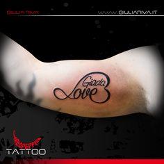 LOVE Giada! #love #heart #tattoolove #graphictattoo ##heart #hearttattoo #giuliarivaart #redpeppertattoo #cheyennemachine #pantheraink © Giulia Riva Art