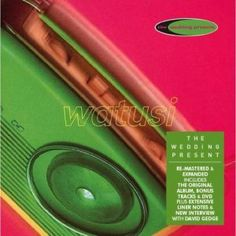 Watusi (3CD + DVD): The Wedding Present - propermusic.com