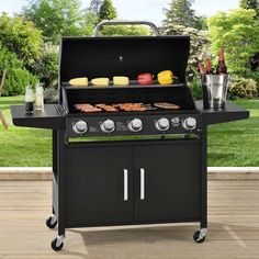 The Joys of a Family Barbecue - Useful Articles Idaho, Barbecue Design, Bbq, Grilling, Metal, Outdoor Decor, Home Decor, Logo, Cast Iron