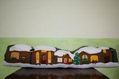 paraspifferi natalizio | LE TELE DI PENELOPE