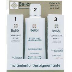Tratamiento despigmentante 100%  natural para pieles con manchas del sol, embarazo, acné, melasmas, manchas de la edad, manchas de cicatrices, etc.